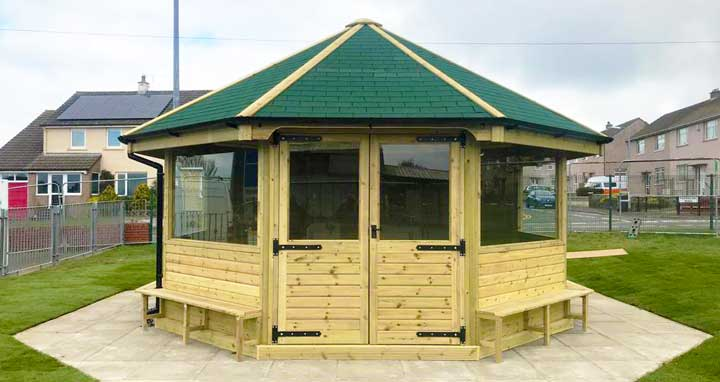Outdoor Classrooms and Shelters