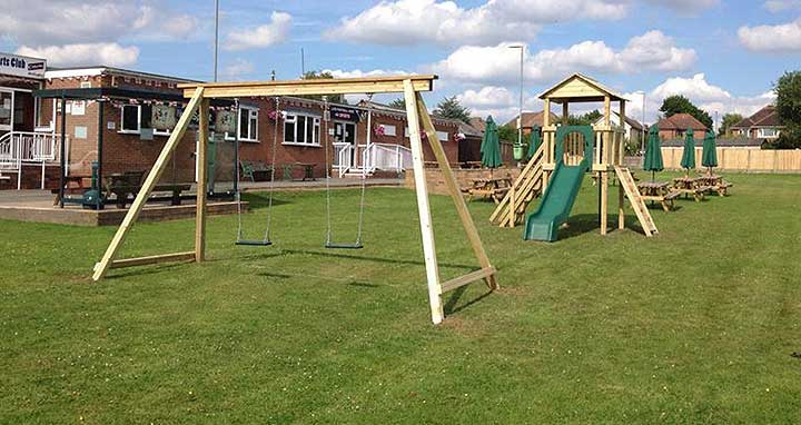 playground equipment for pubs and holiday parks