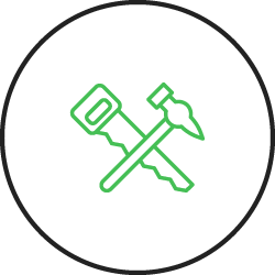 playground repairs and maintenance icon