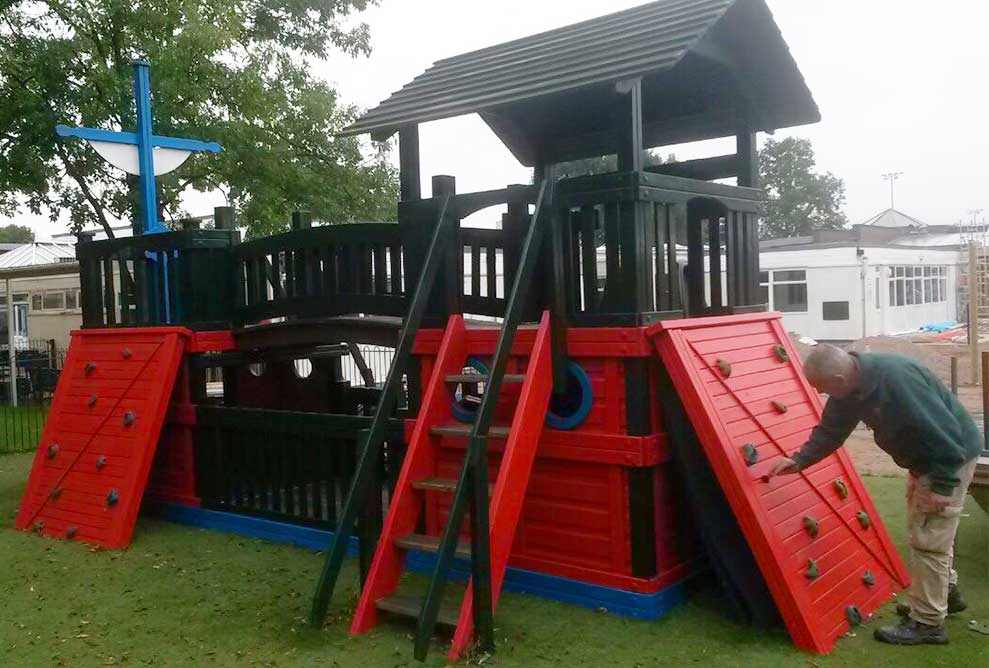 Timberline Playground Equipment Repair
