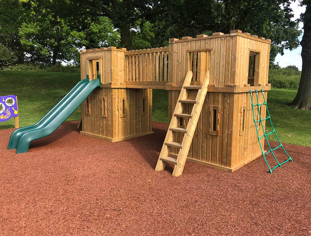 Castle Play Tower Duo