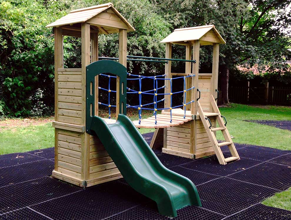 Mini Play Tower Duo 900