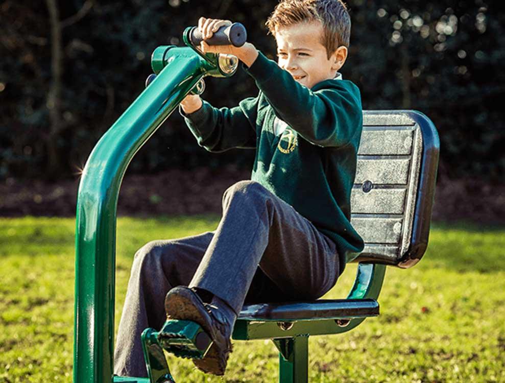 Outdoor Playground Gym Equipment