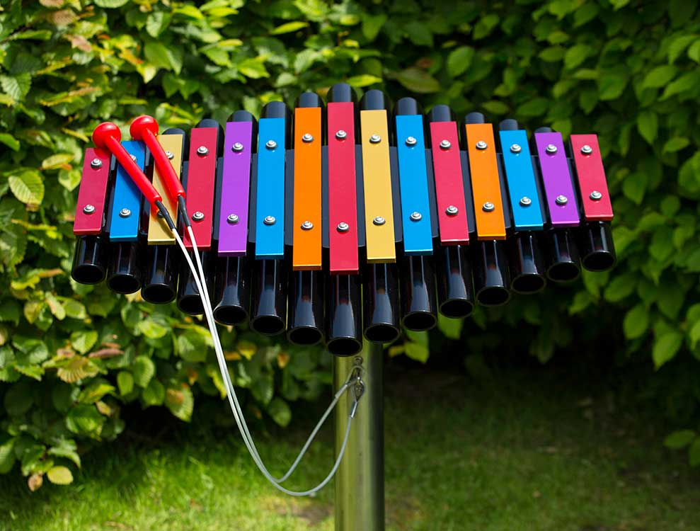 Sansa Rimba Outdoor Musical Instrument