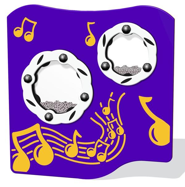 Shaker Music Panel